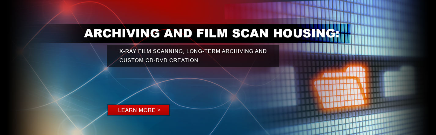 Archiving and Fill Scan Housing
